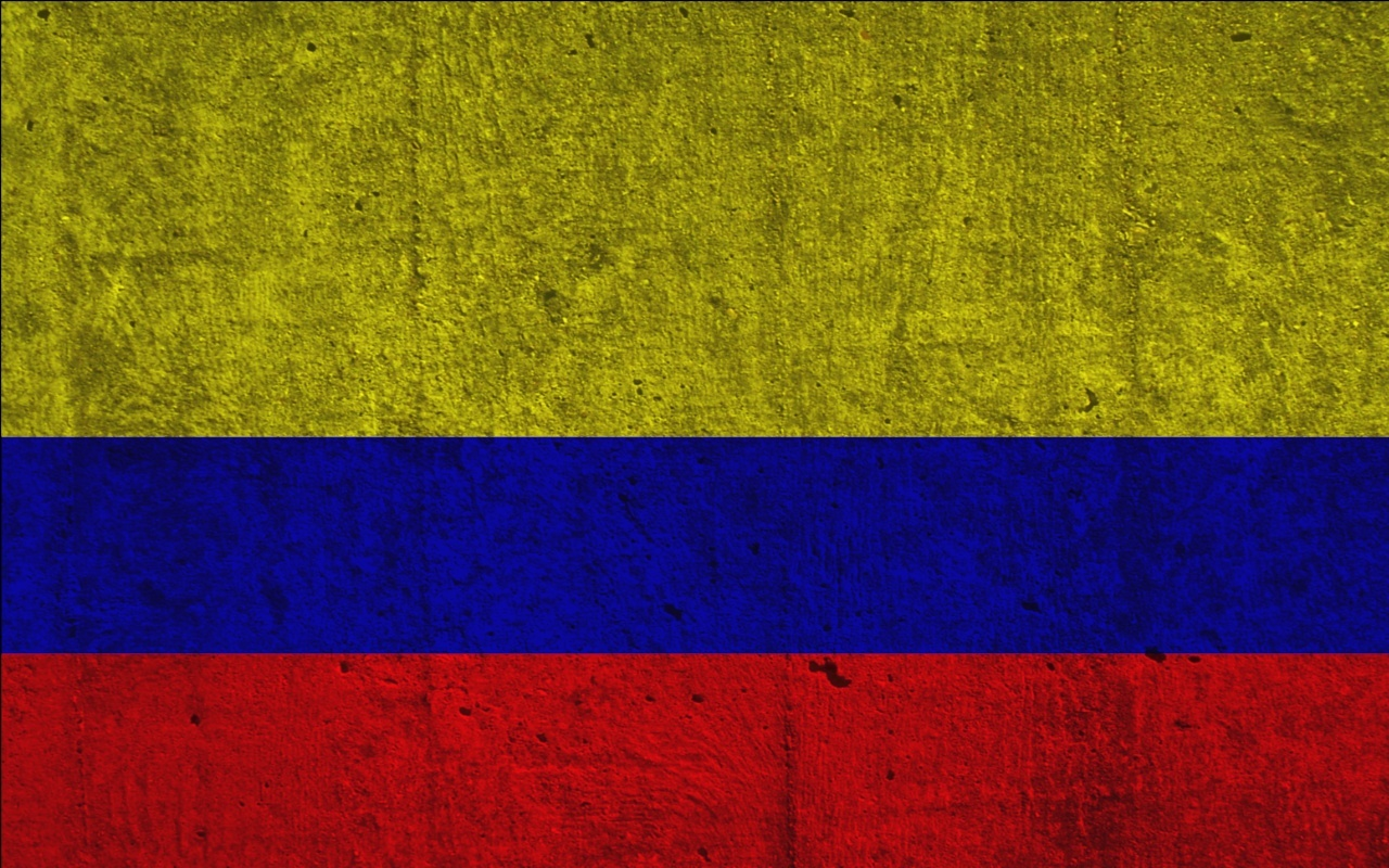 Flags colombia HD Wallpaper