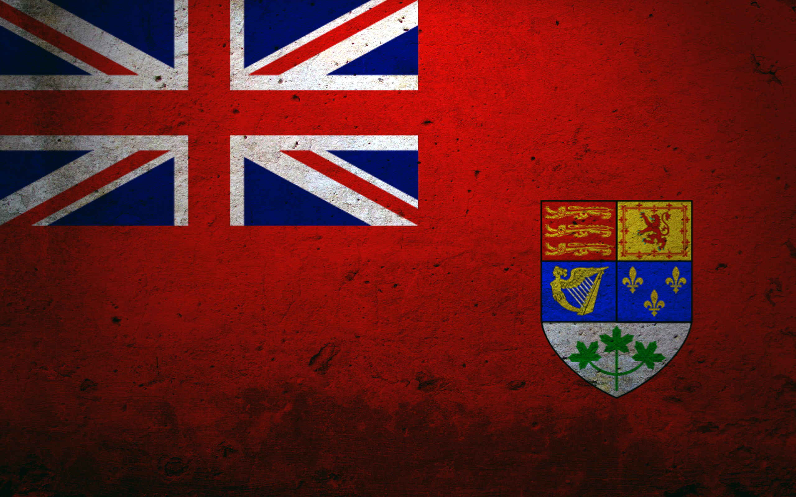 Flags Ensign World Canada HD Wallpaper