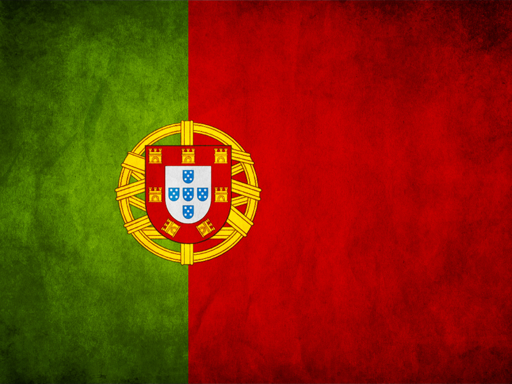 Flags Portugal HD Wallpaper