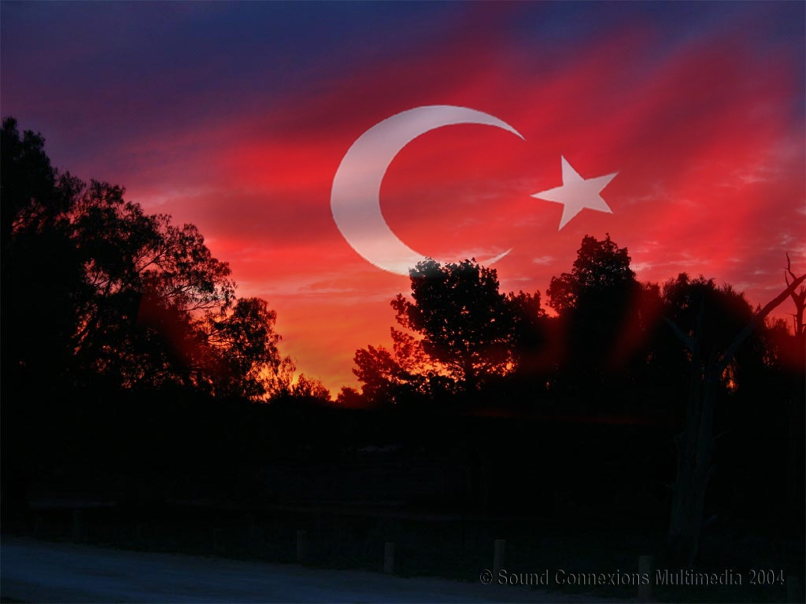 Flags Turkey turkish HD Wallpaper