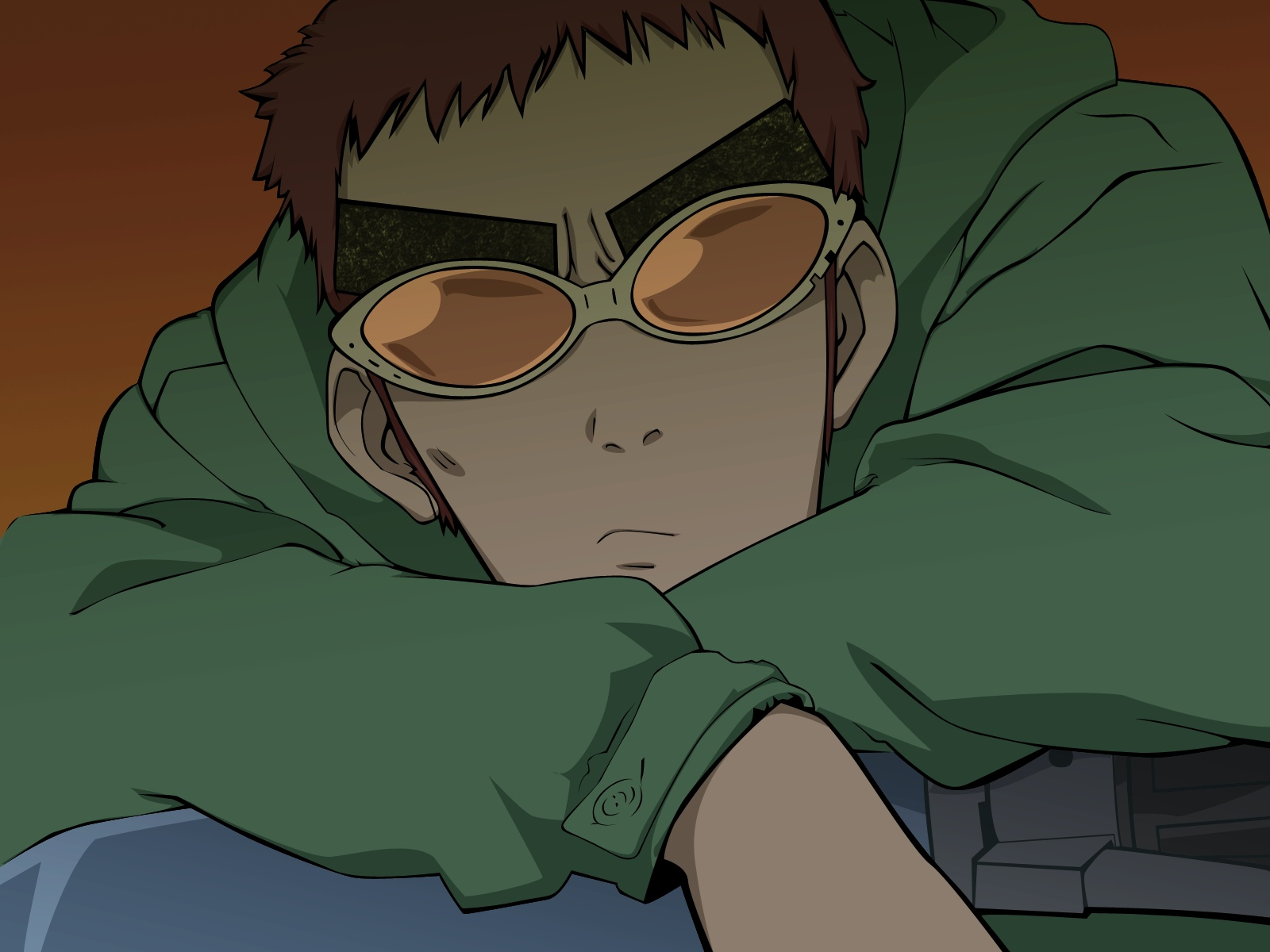 Flcl Fooly Cooly Eyebrows