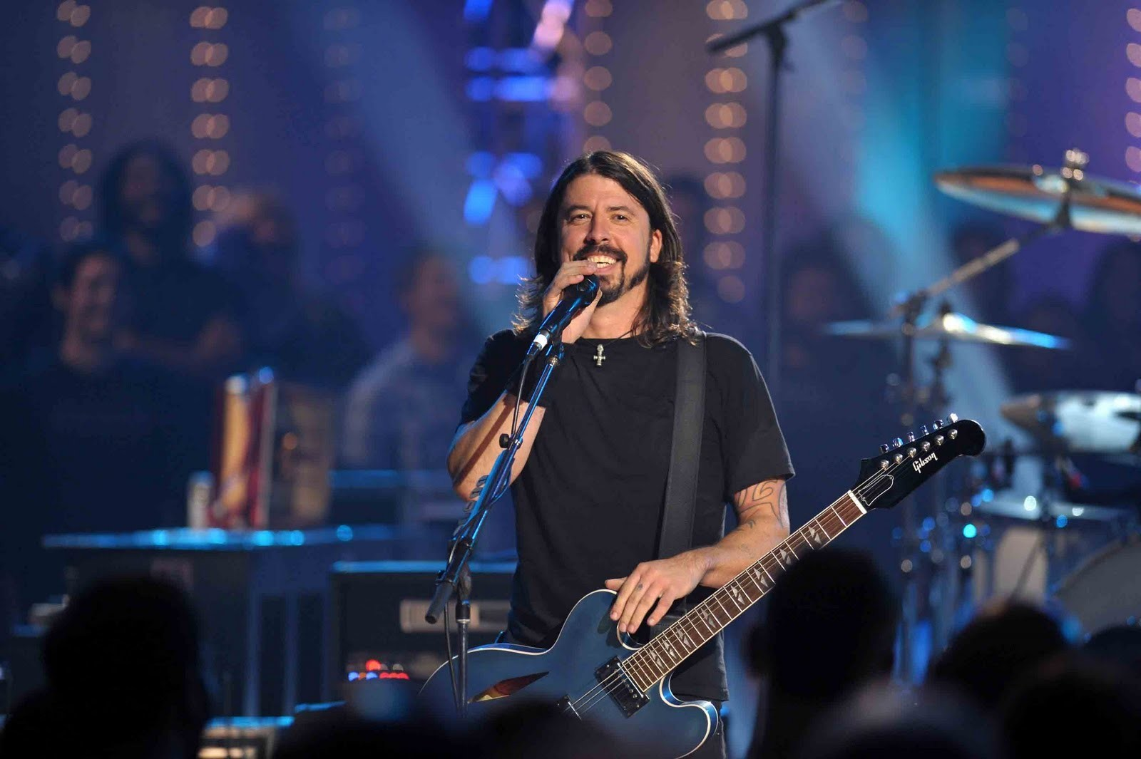 foo fighters Dave Grohl HD Wallpaper