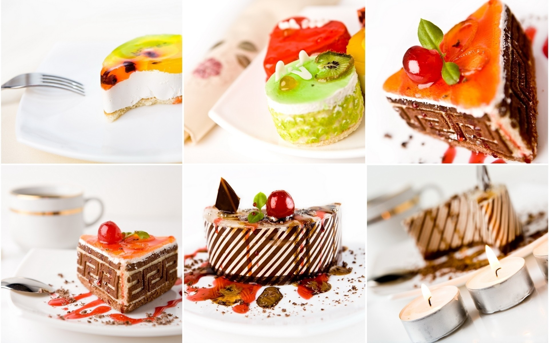 food desserts cakes HD Wallpaper