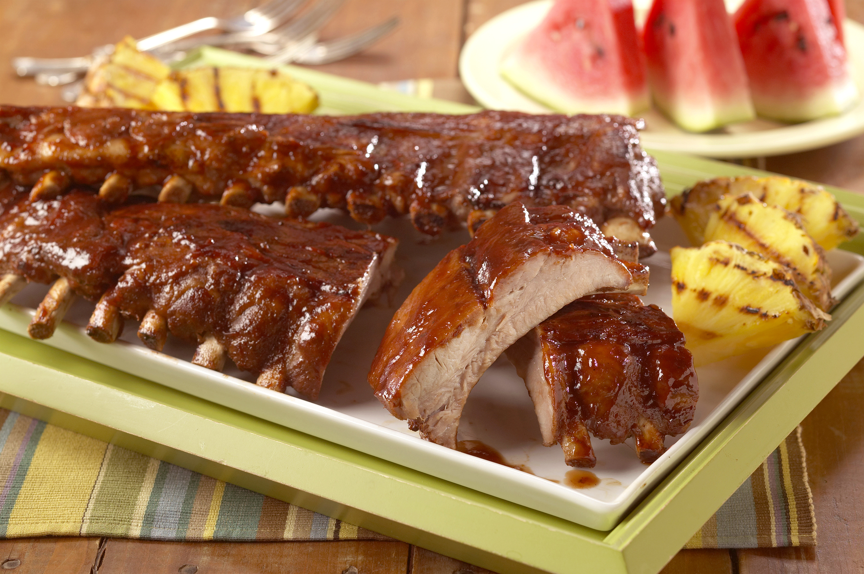 food meat ribs Food HD Wallpaper