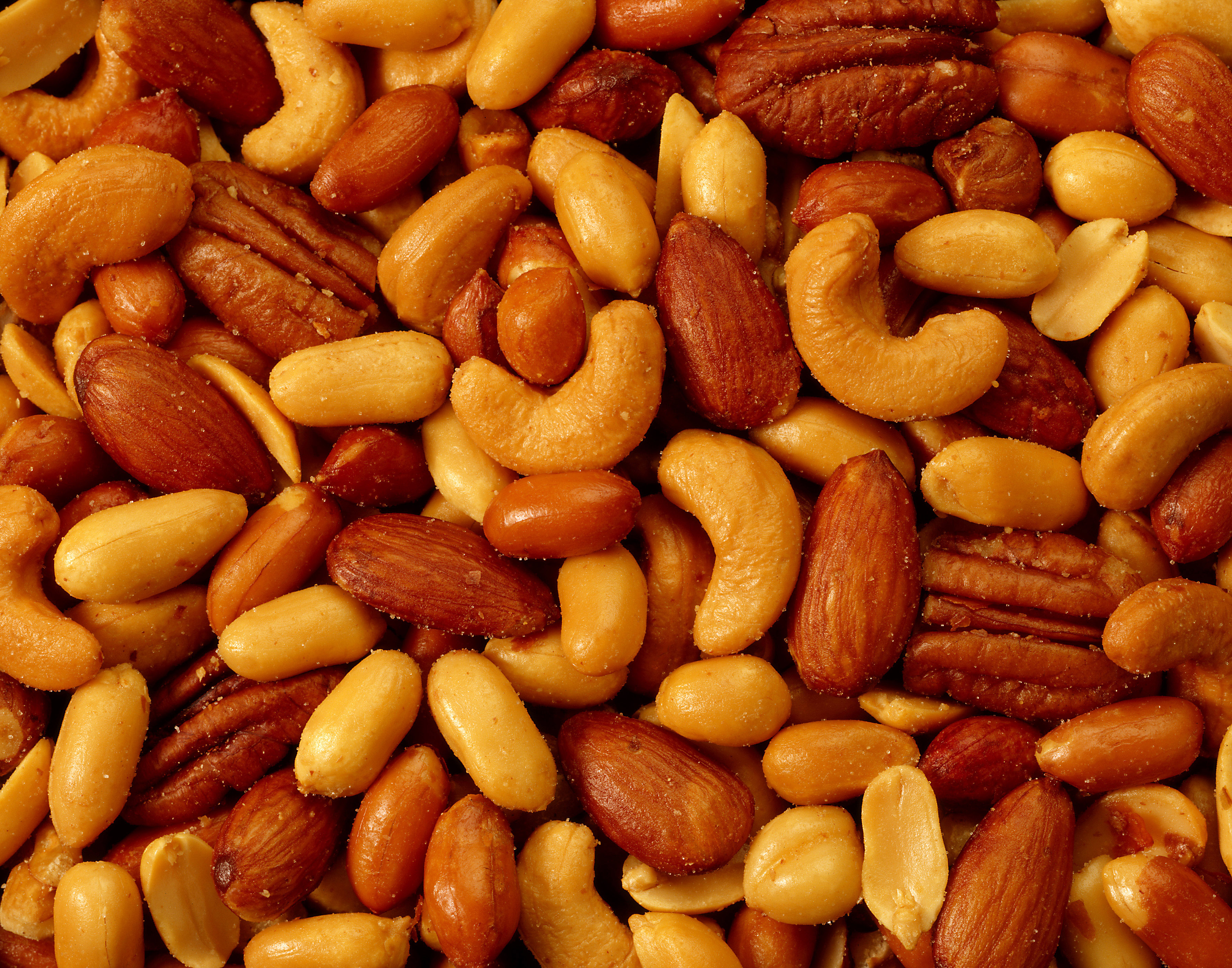 food nuts dried fruits HD Wallpaper