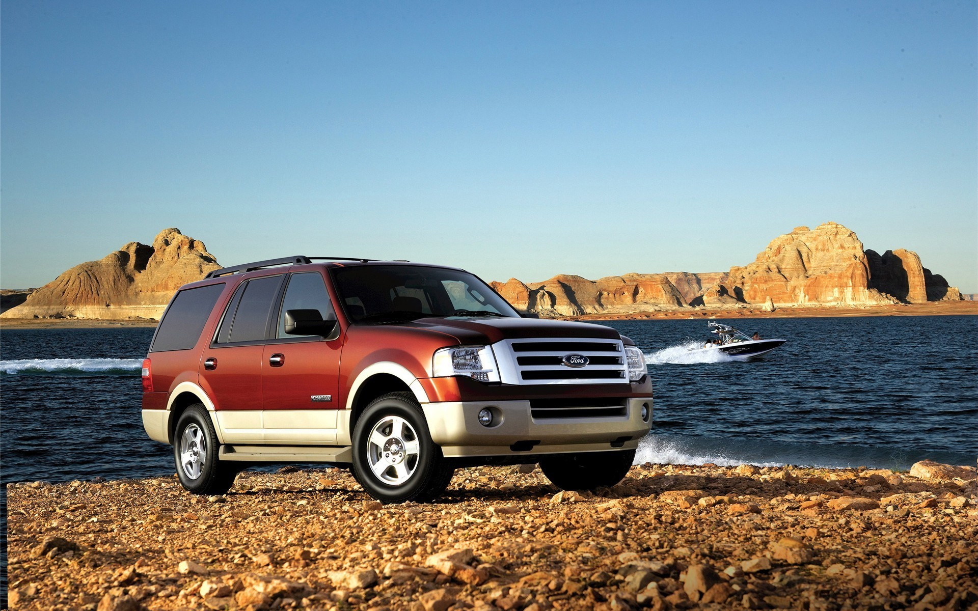 Ford Ford Expedition HD Wallpaper