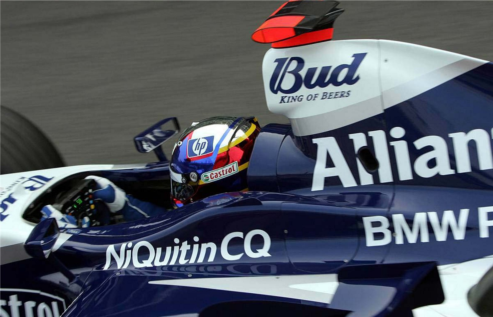 formula one races Williams HD Wallpaper