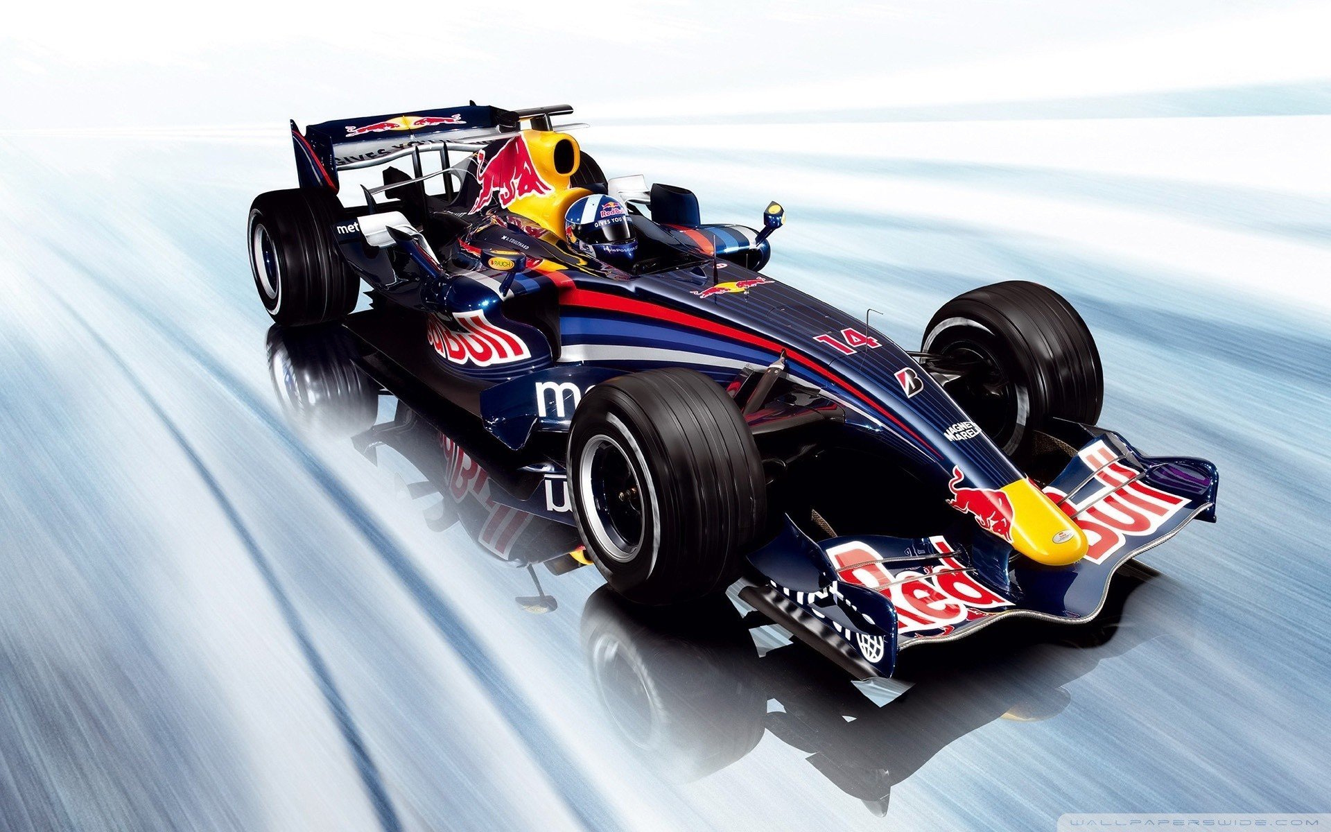 formula one Red Bull HD Wallpaper