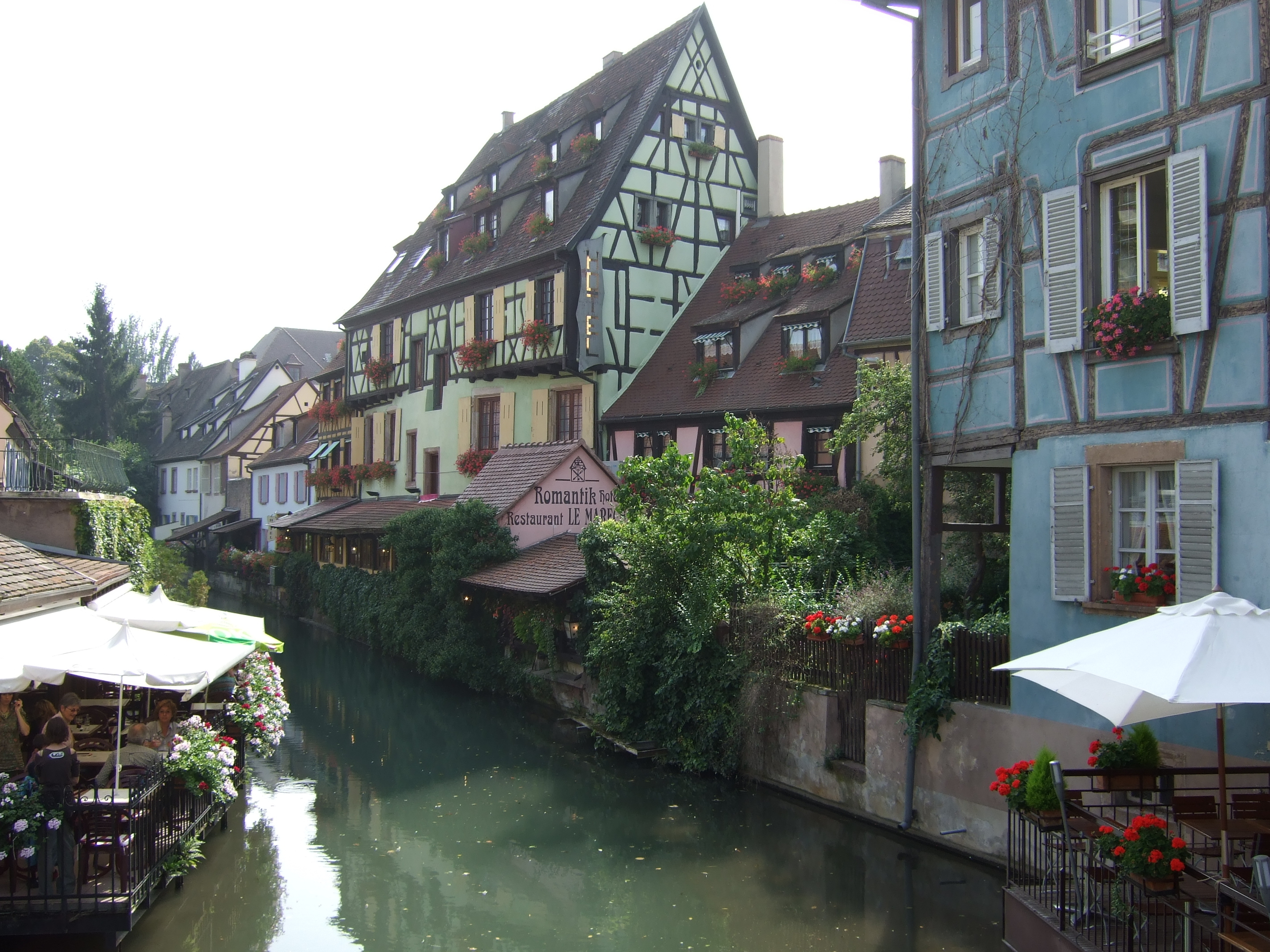 France colmar high World HD Wallpaper