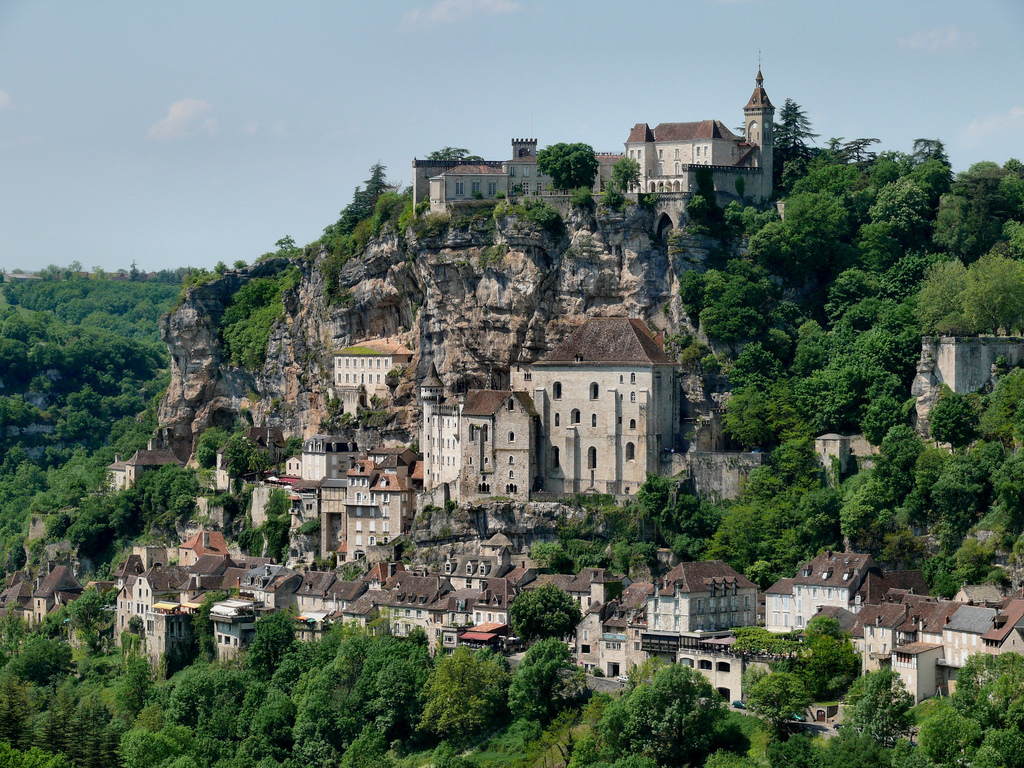 France rocamadour World HD Wallpaper