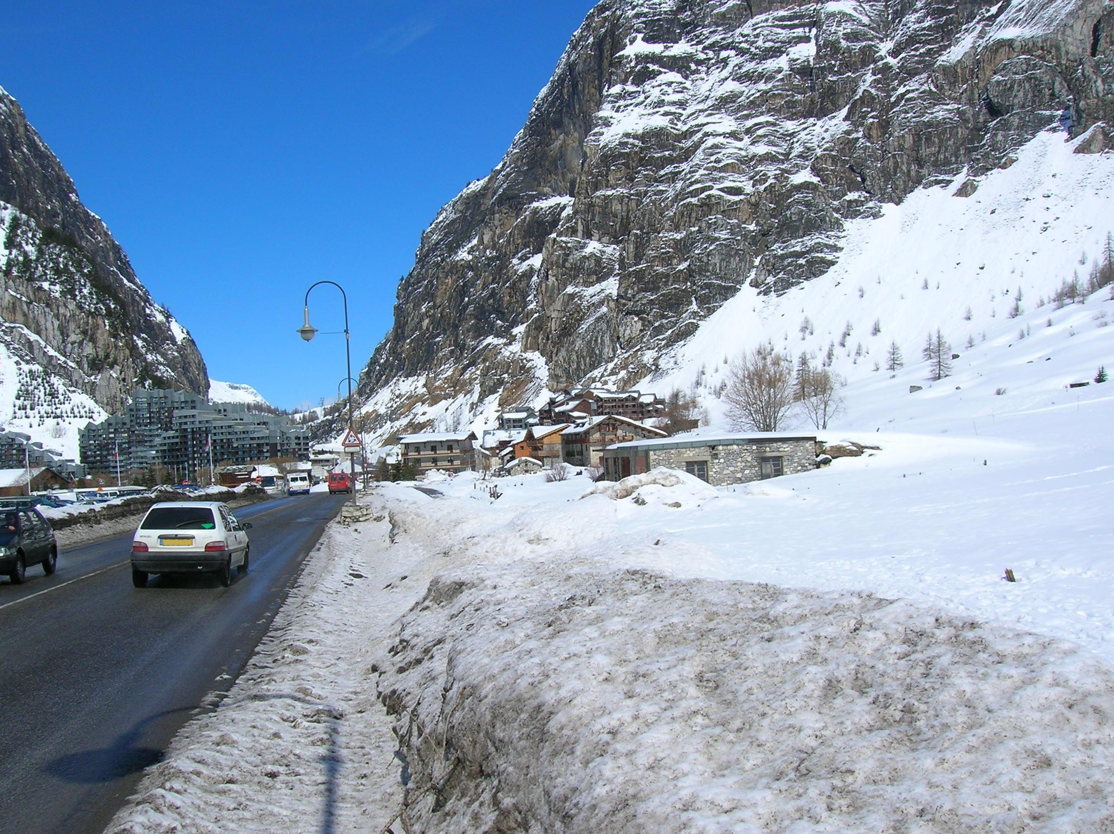 France val isere high HD Wallpaper