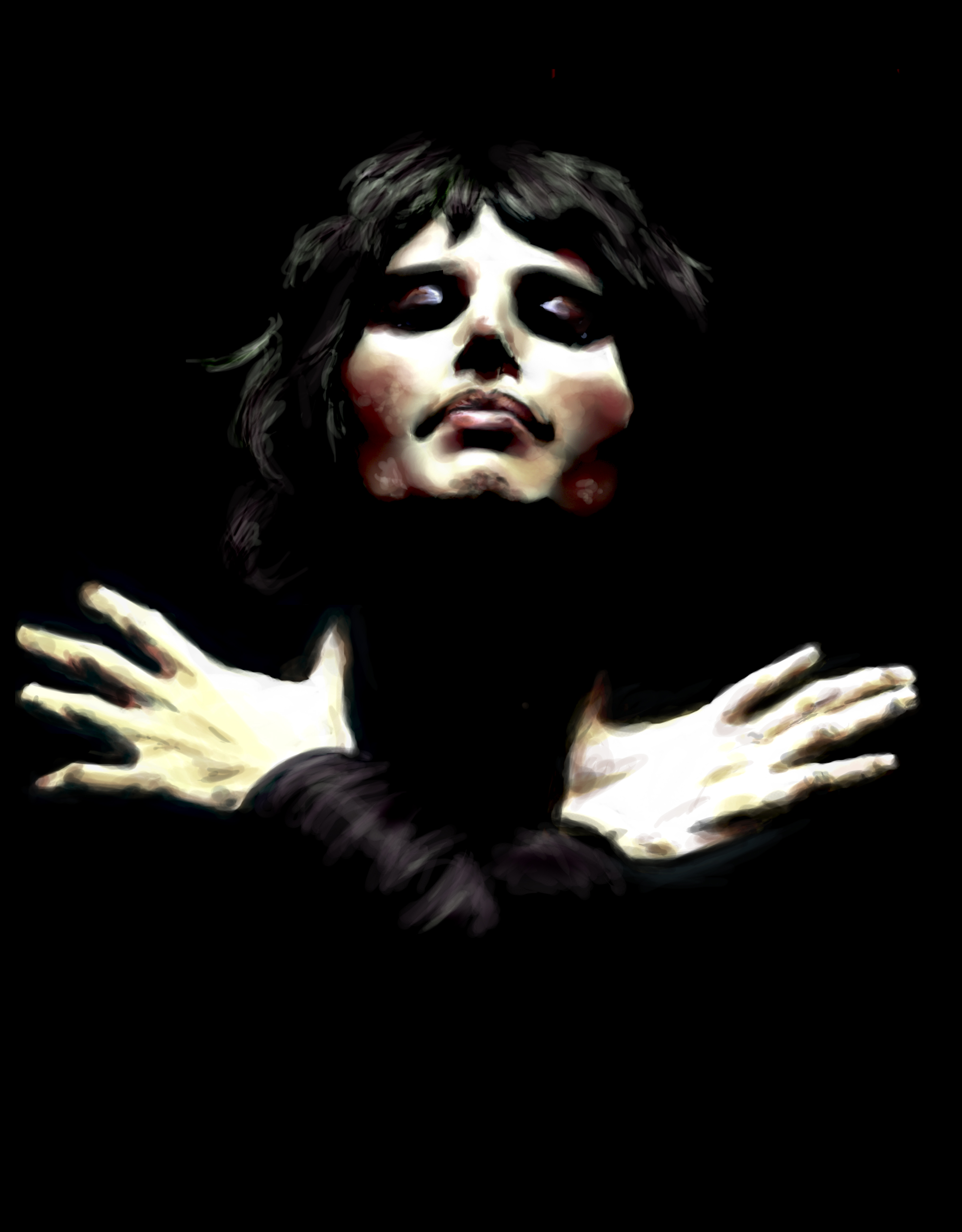 freddie Mercury queen Music HD Wallpaper