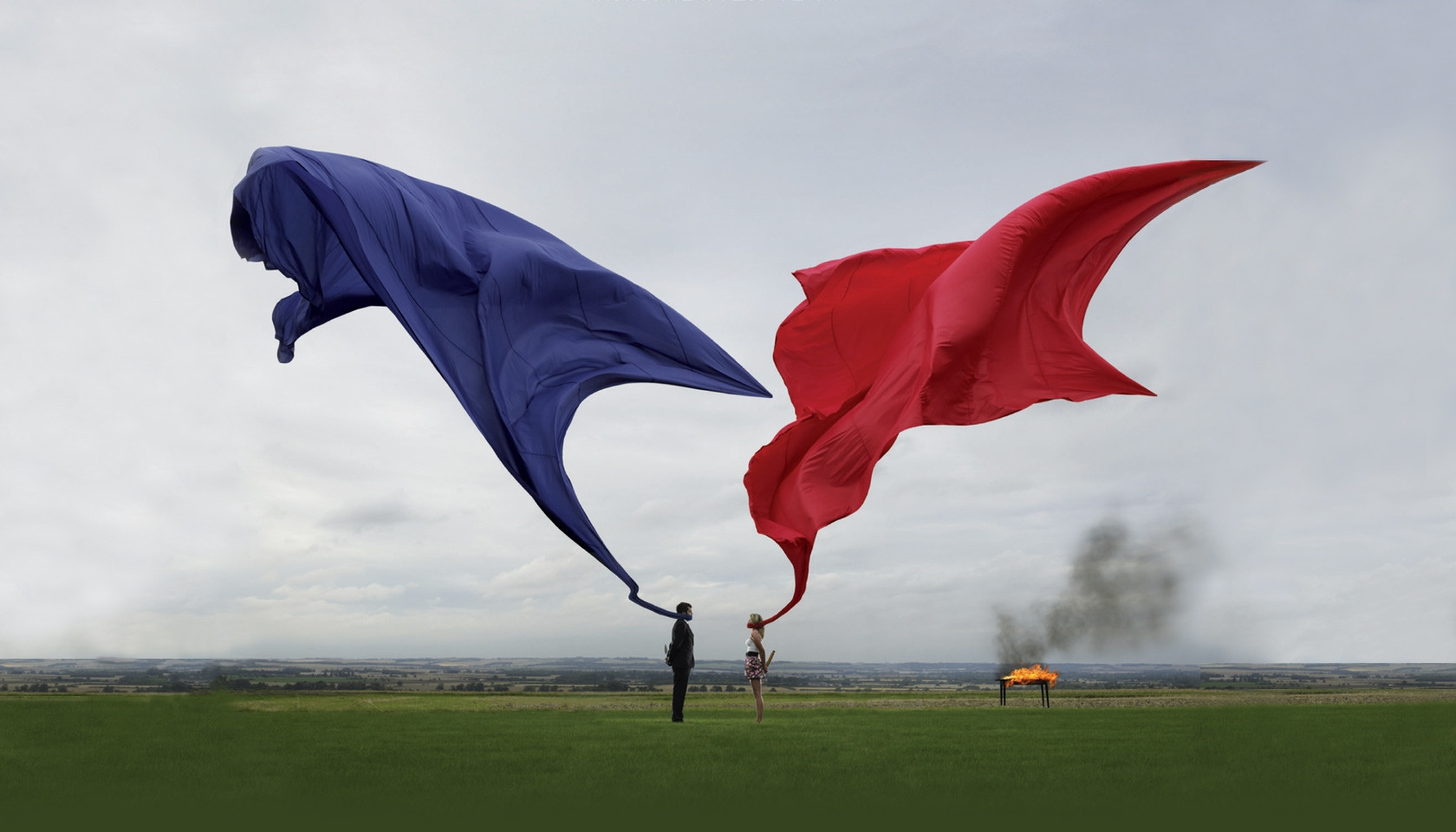 French flag World HD Wallpaper