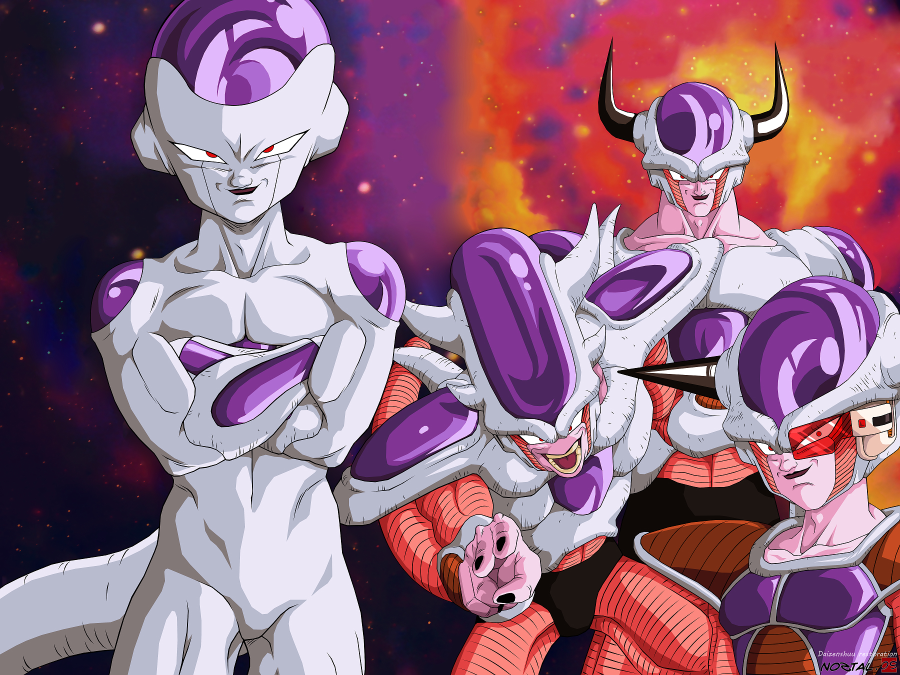 Frieza dragon ball Anime HD Wallpaper