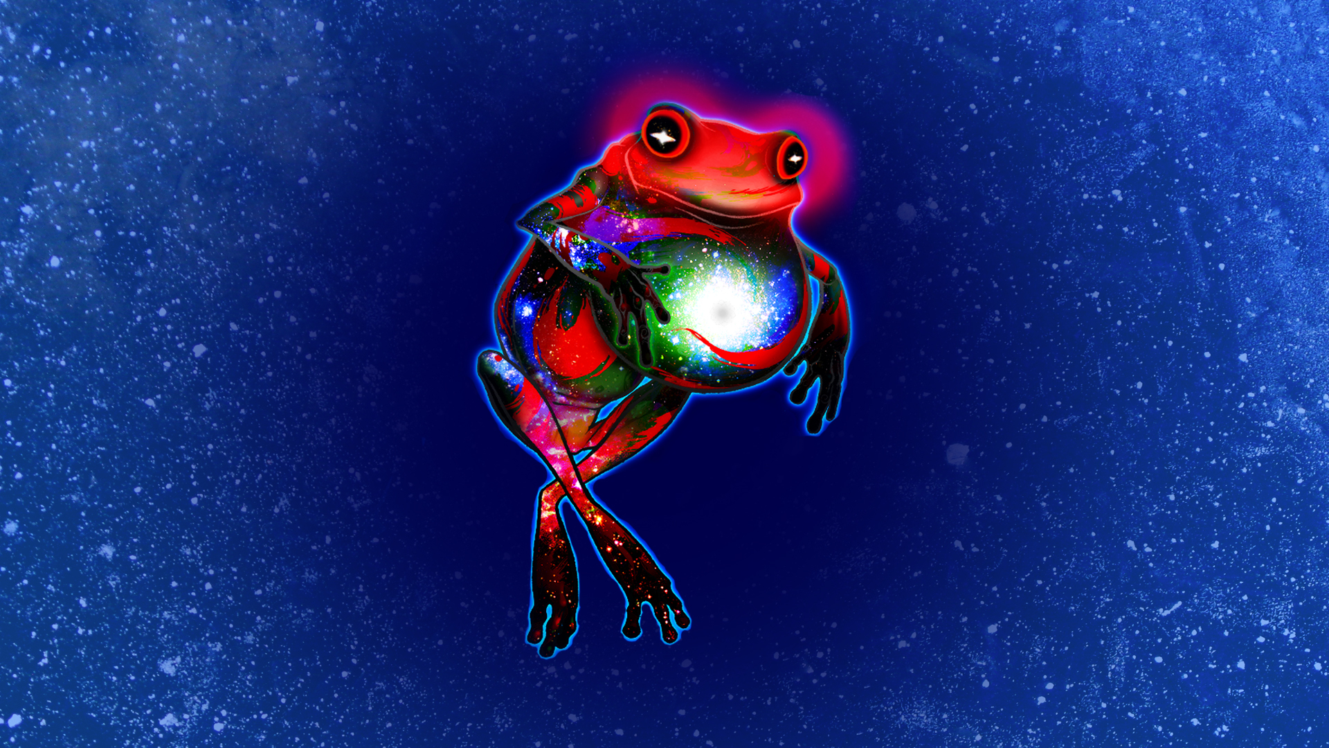 Frogs homestuck HD Wallpaper