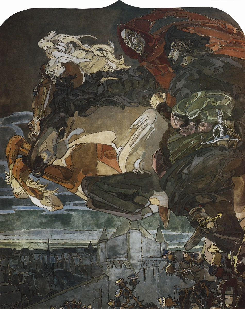 full mikhail vrubel high HD Wallpaper