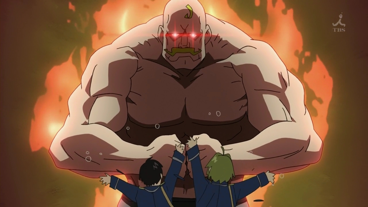fullmetal alchemist armstrong Anime HD Wallpaper