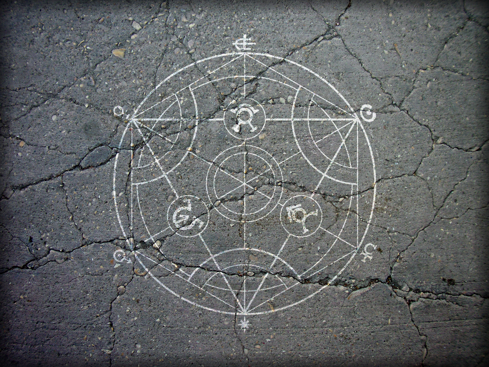 fullmetal alchemist circles best HD Wallpaper