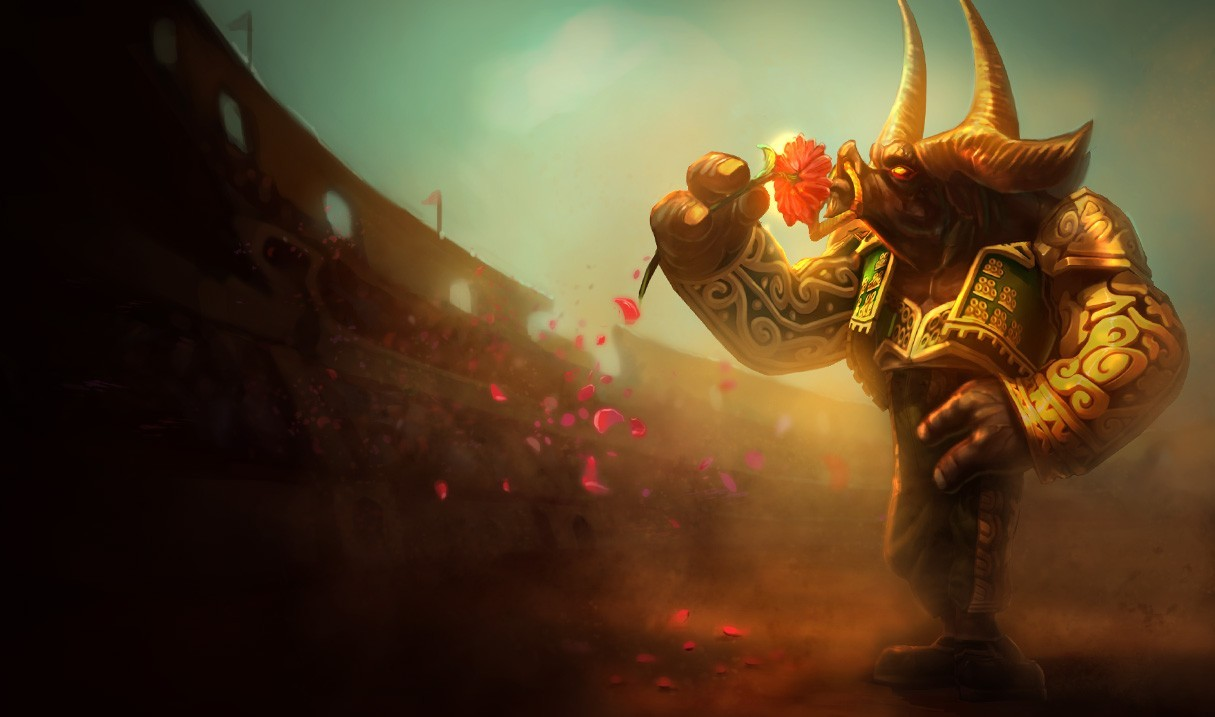 funny League of Legends HD Wallpaper