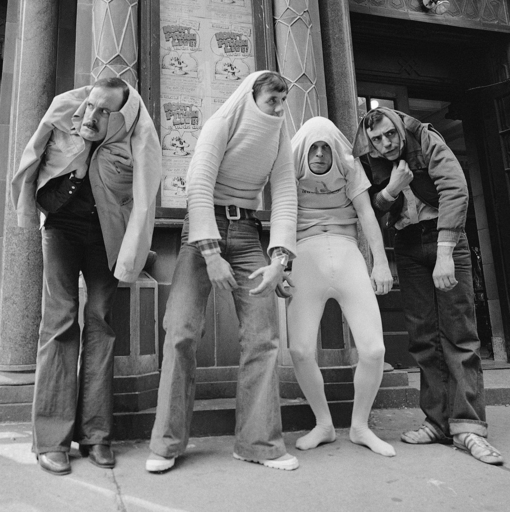 funny Monty Python monochrome HD Wallpaper