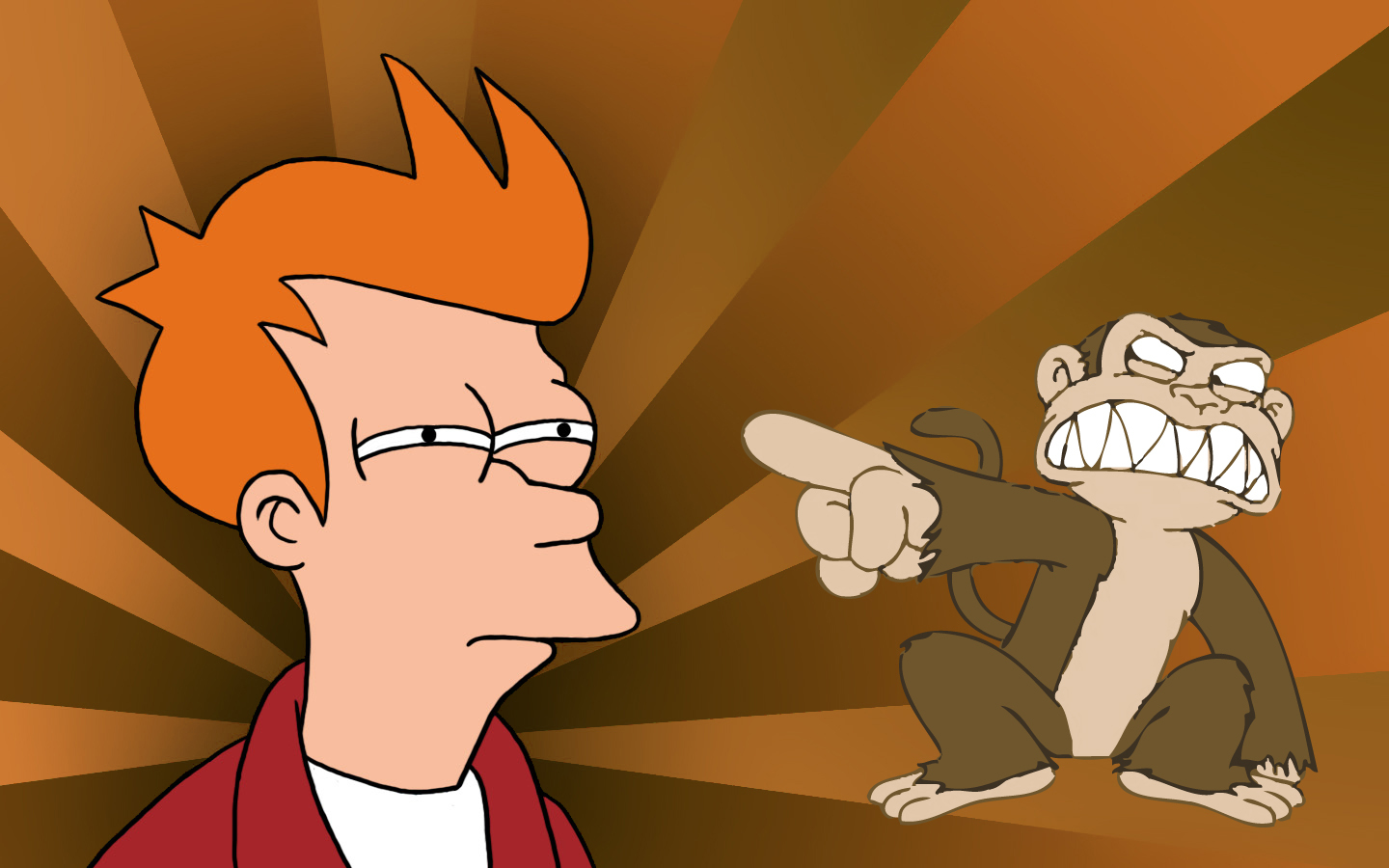 Futurama Family Guy crossovers HD Wallpaper