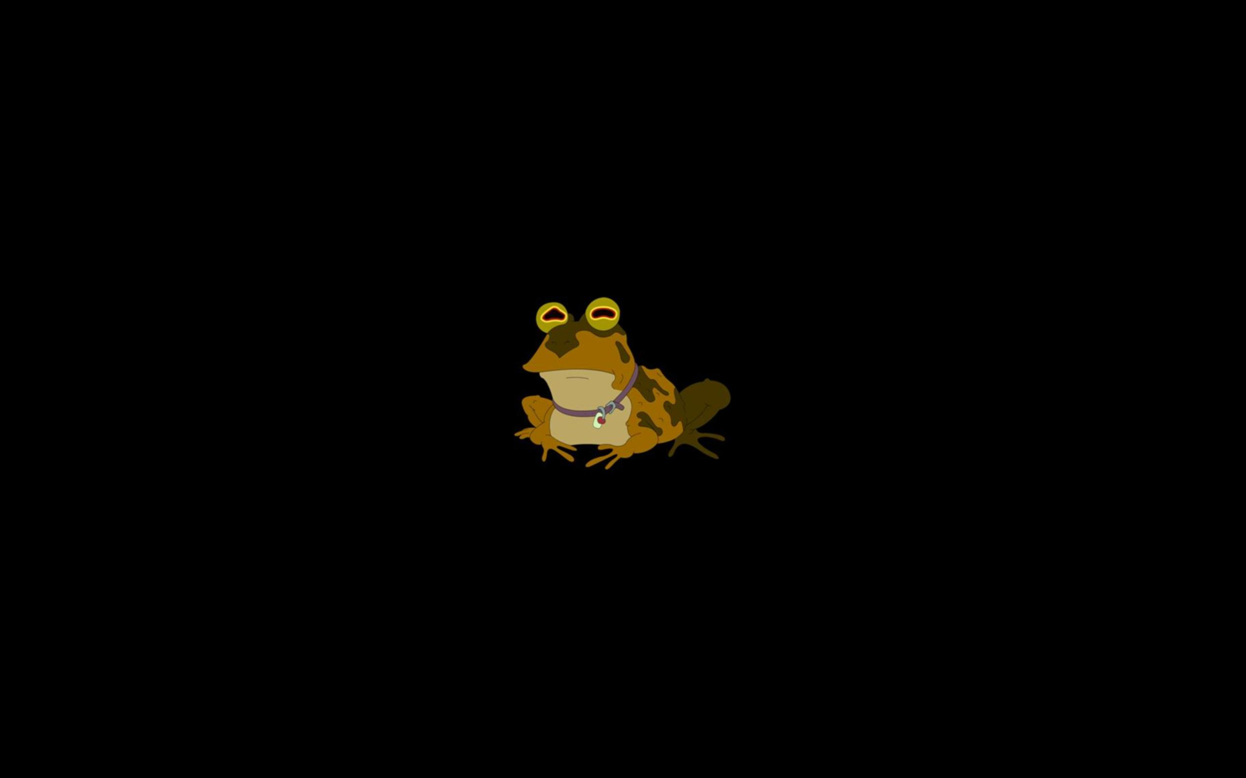 Futurama Hypnotoad HD Wallpaper