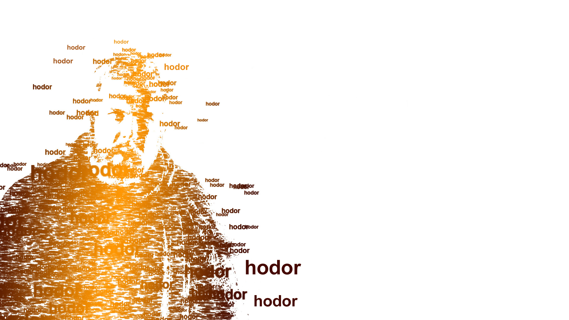 game of thrones Hodor HD Wallpaper