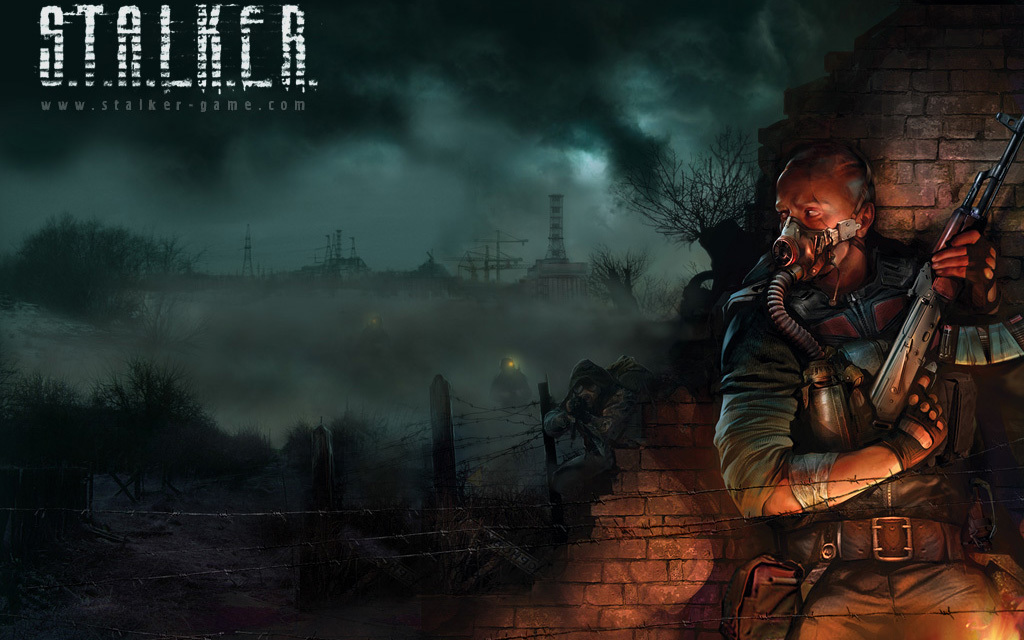 game stalker video Games HD Wallpaper