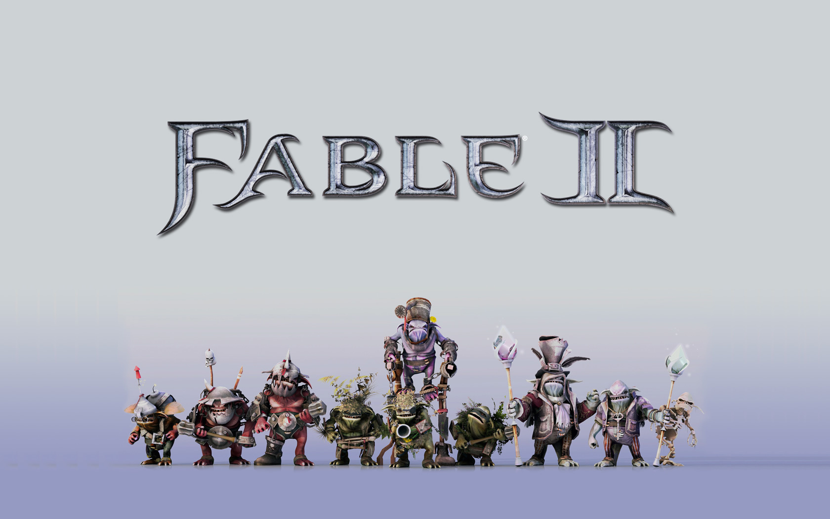 Games fable creatures game HD Wallpaper