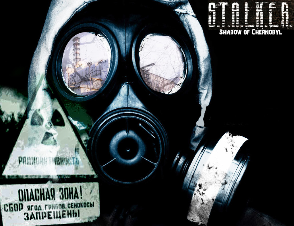 Games gas masks stalker HD Wallpaper