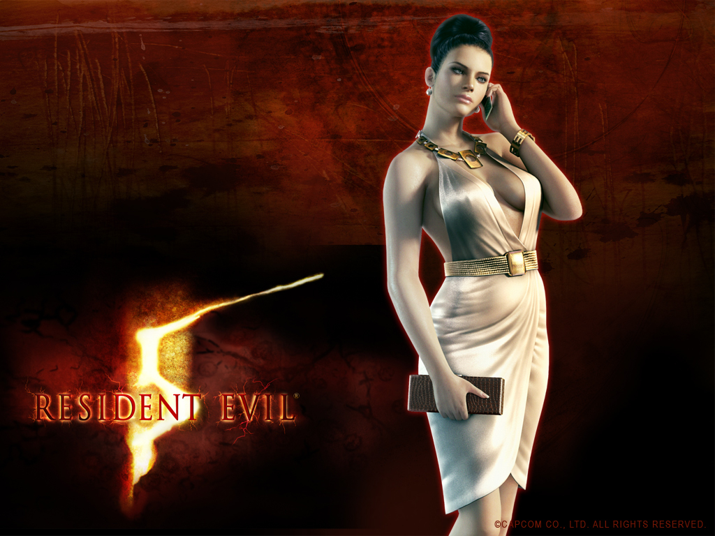 Games resident evil excella HD Wallpaper