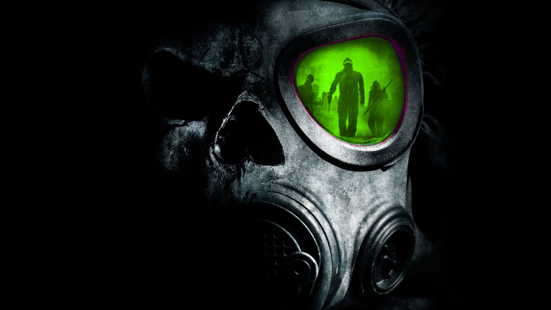 gas masks HD Wallpaper