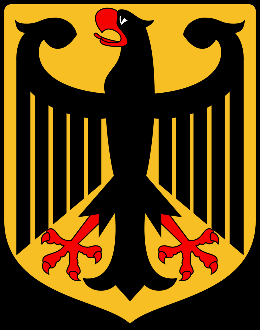 German crest by dharjinni