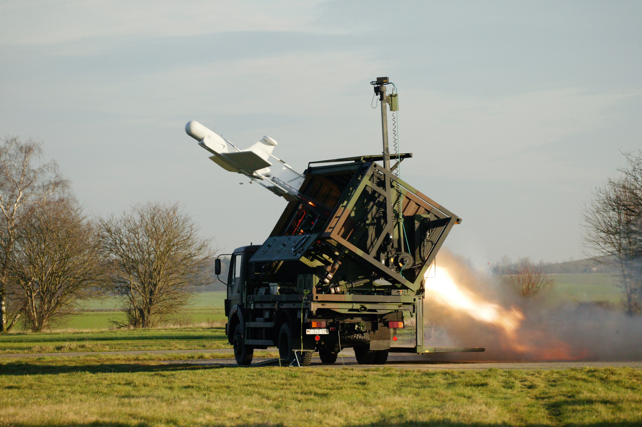 German uav kzo reconnaissance HD Wallpaper