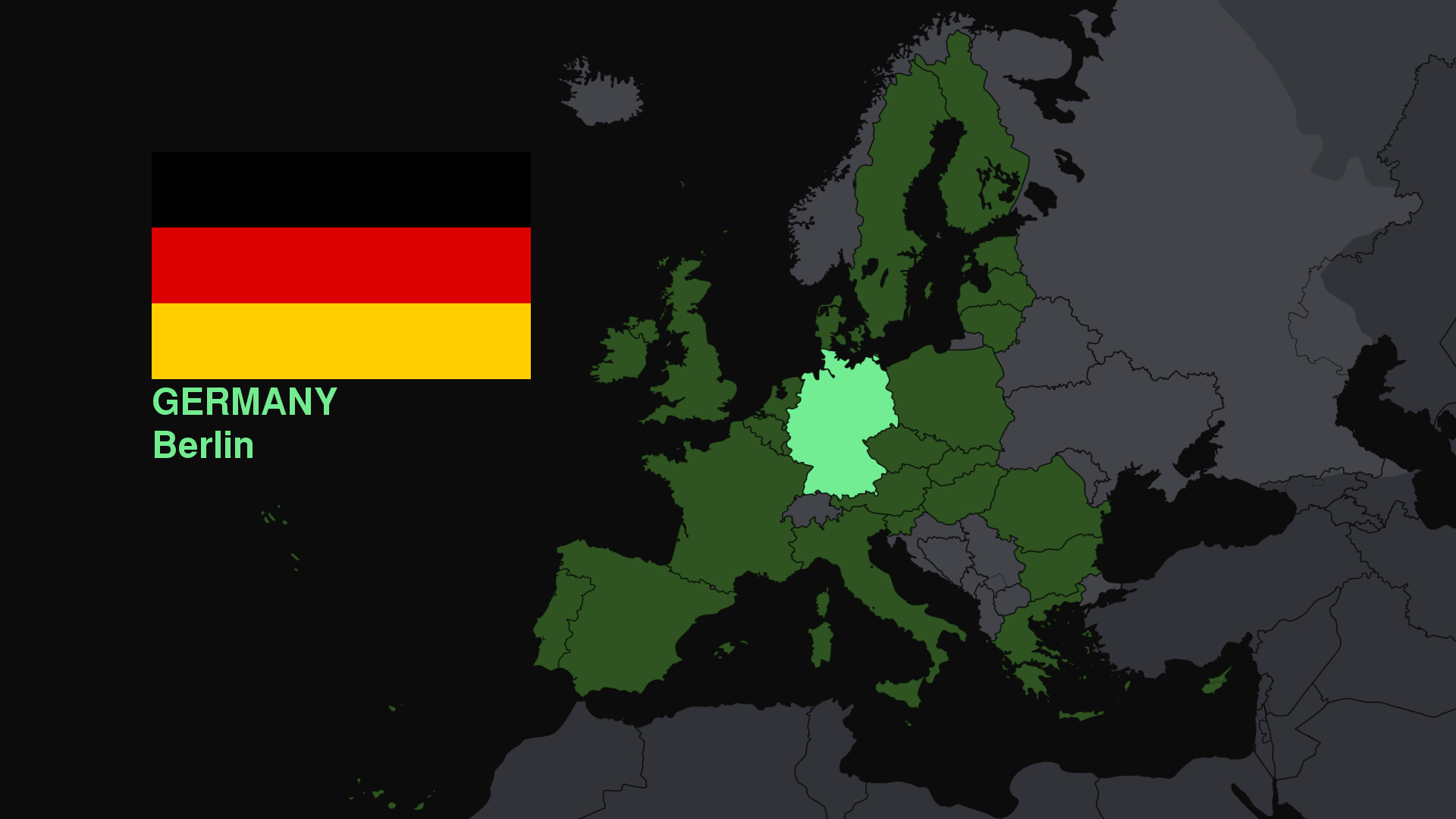 germany Flags Europe Maps HD Wallpaper