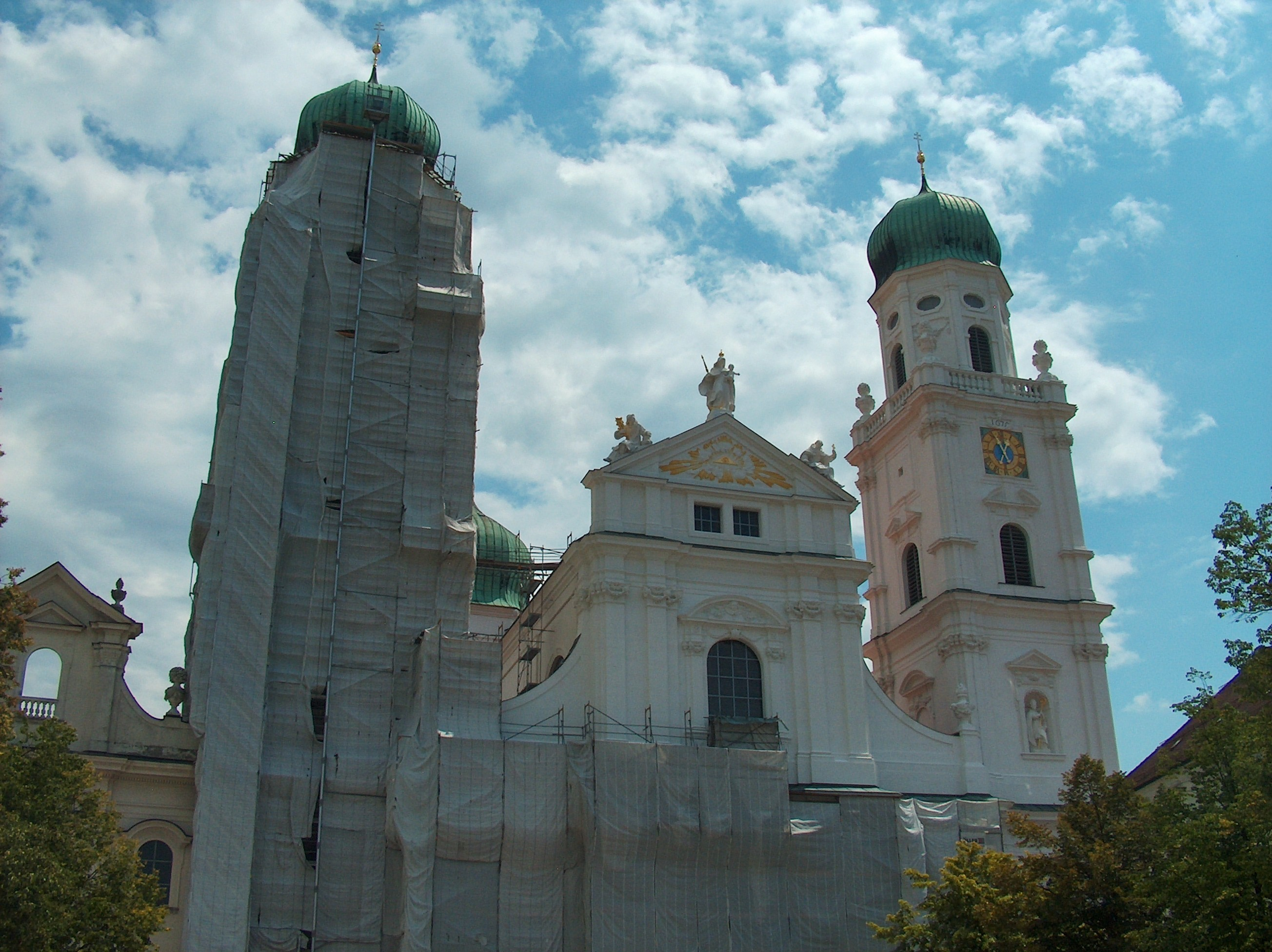 germany passau churches HD Wallpaper