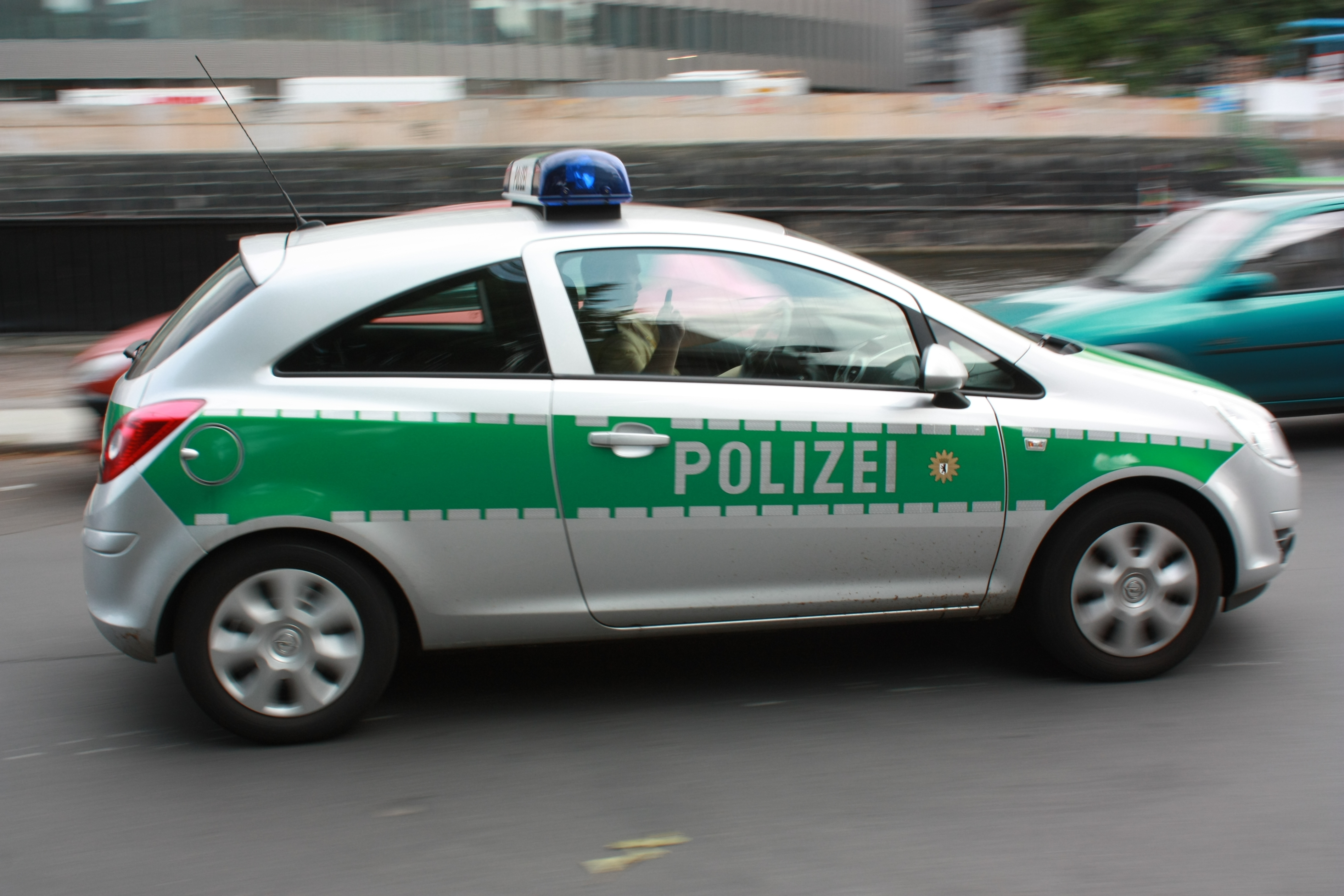 germany police World HD Wallpaper