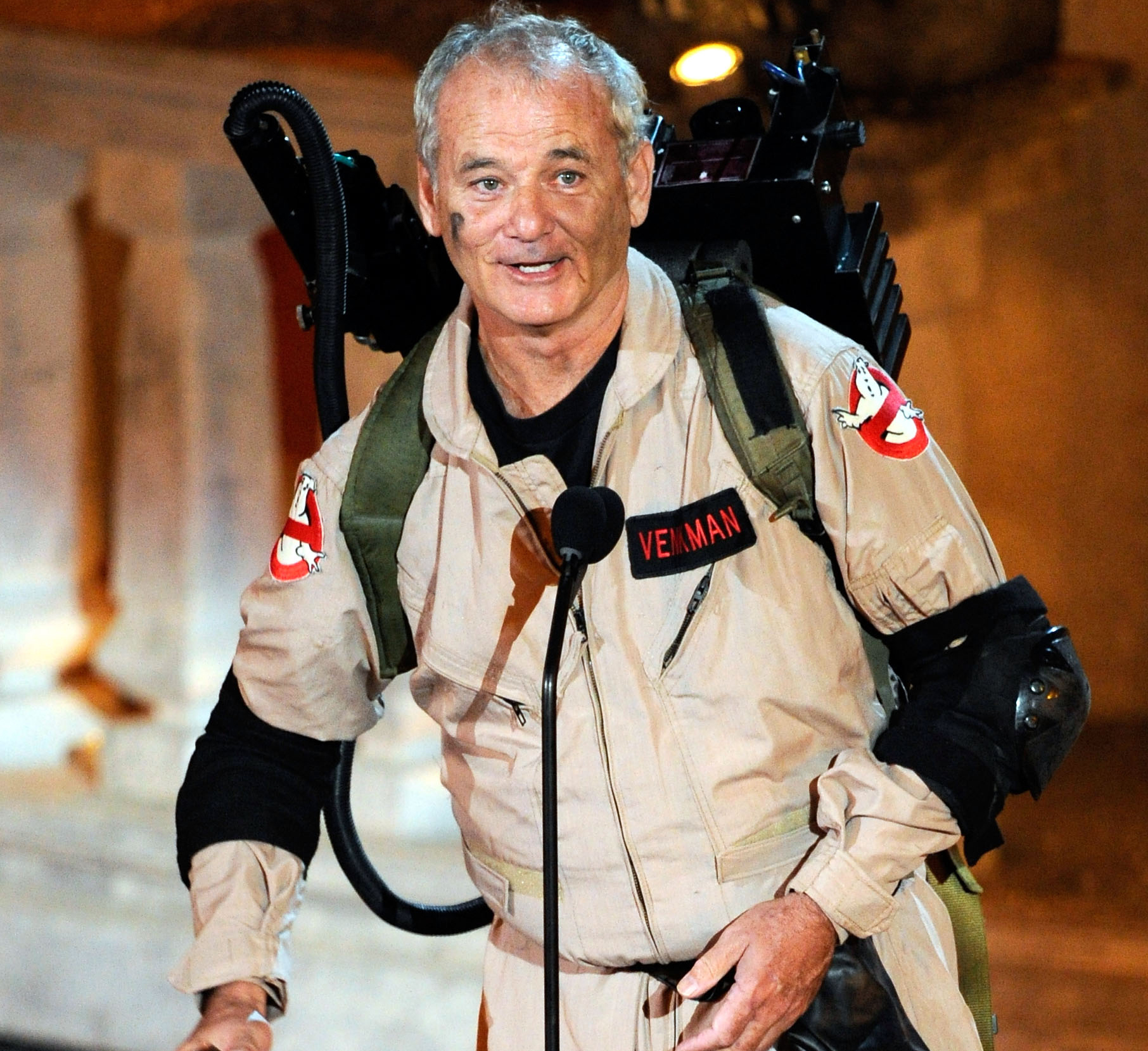 Ghostbusters bill murray HD Wallpaper