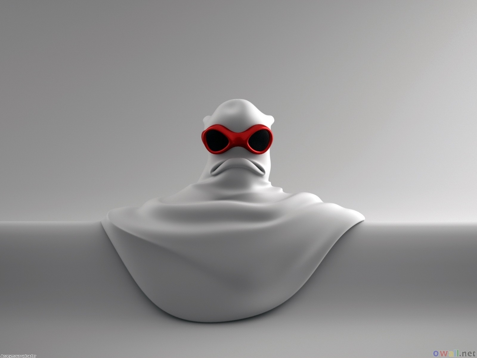 ghosts 3d HD Wallpaper