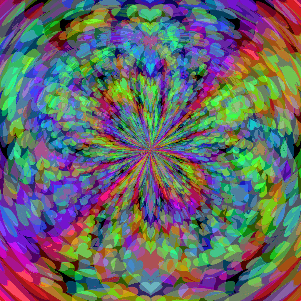 gif psychedelic HD Wallpaper