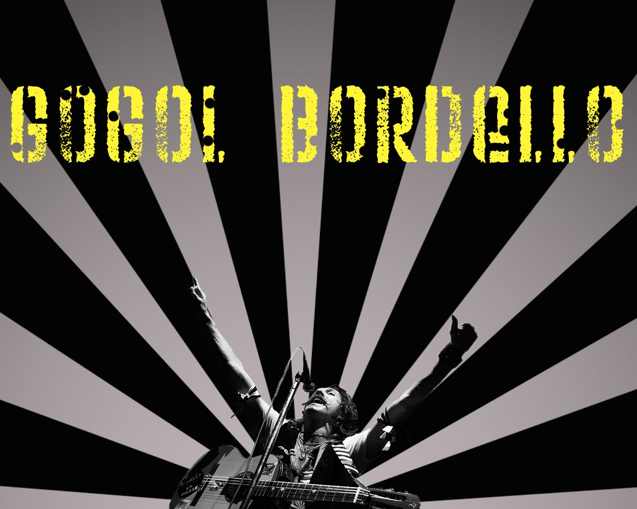 Gipsy darker gogol bordello HD Wallpaper
