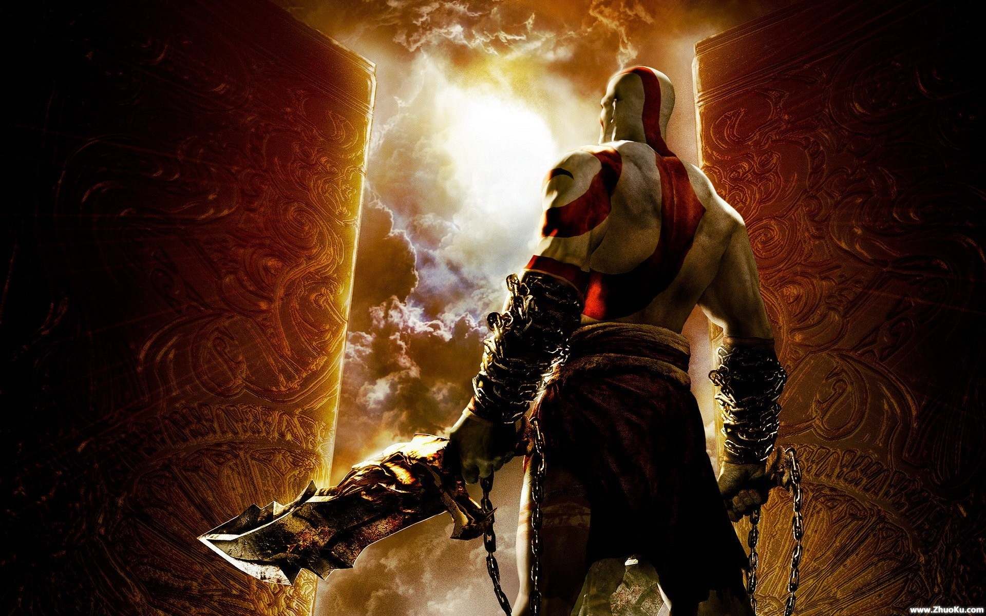 god of war HD Wallpaper