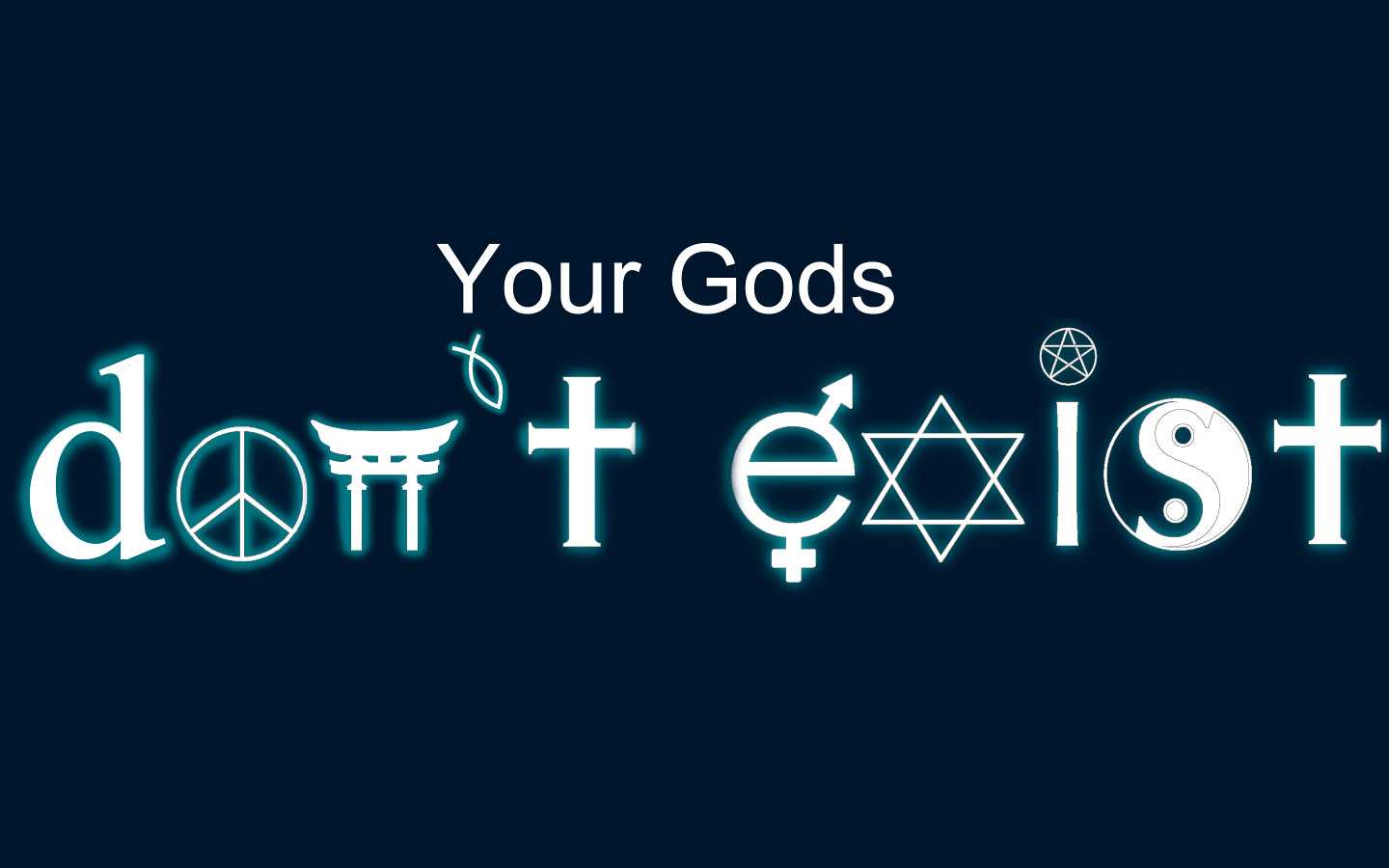 god religion gods blue HD Wallpaper