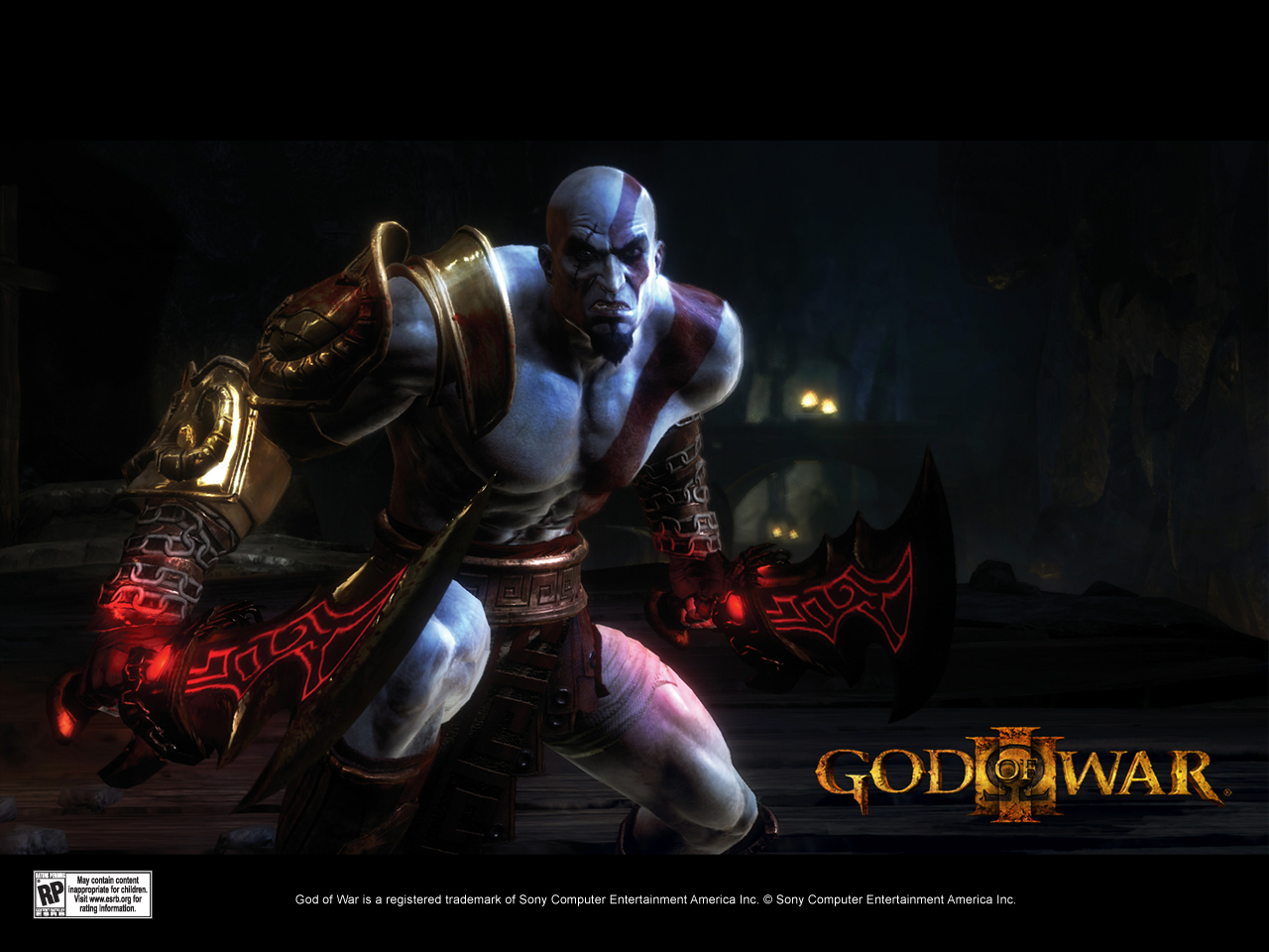 gow kratoshallhd HD Wallpaper