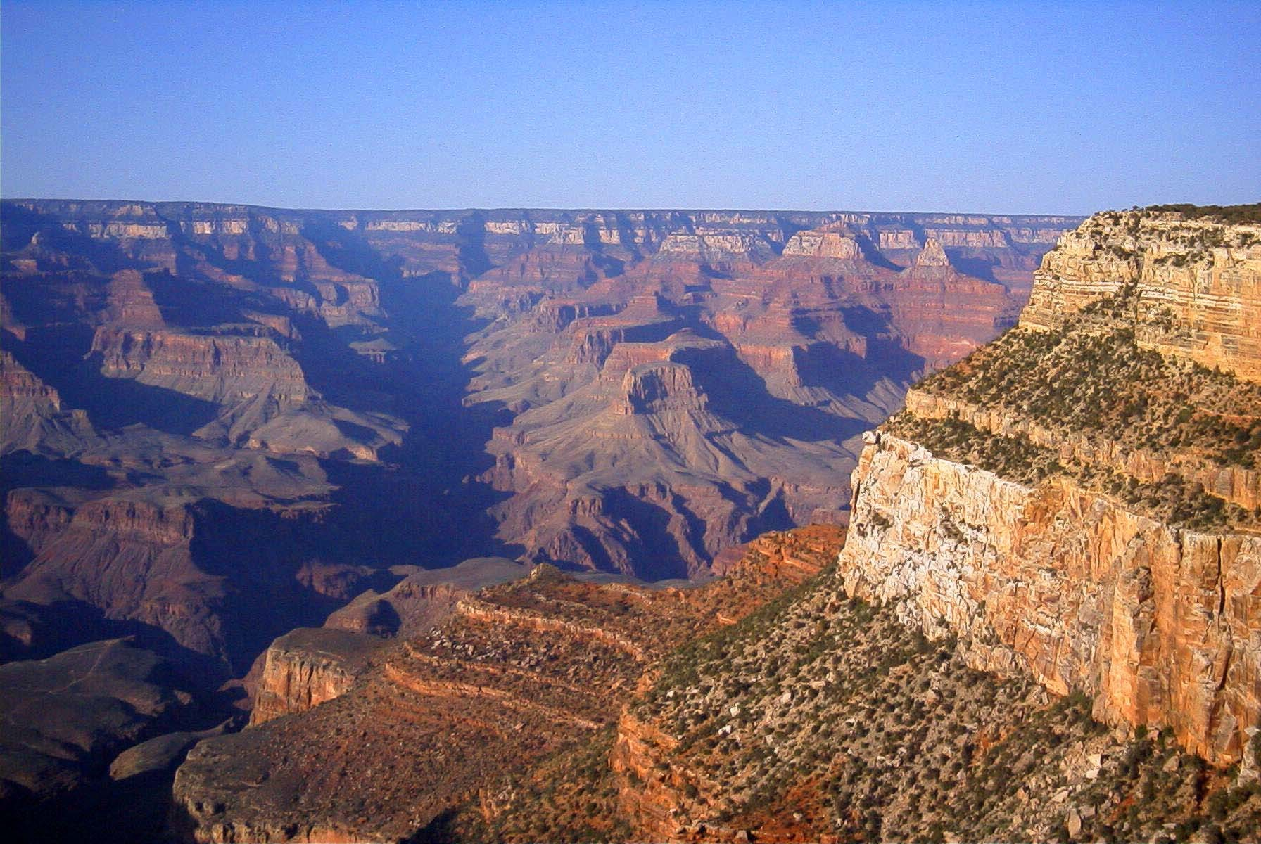 grand canyon web Mountains HD Wallpaper