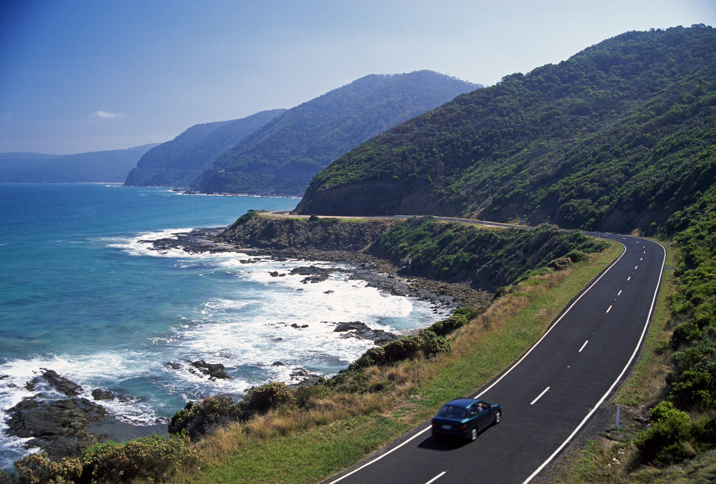great ocean road victoria HD Wallpaper