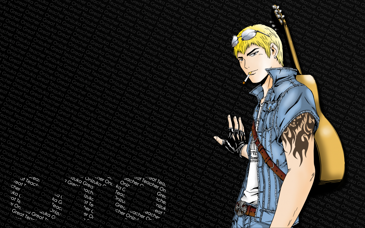 great teacher Onizuka GTO HD Wallpaper