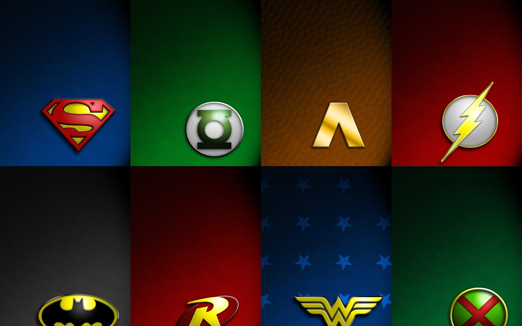 Green Lantern Batman robin HD Wallpaper