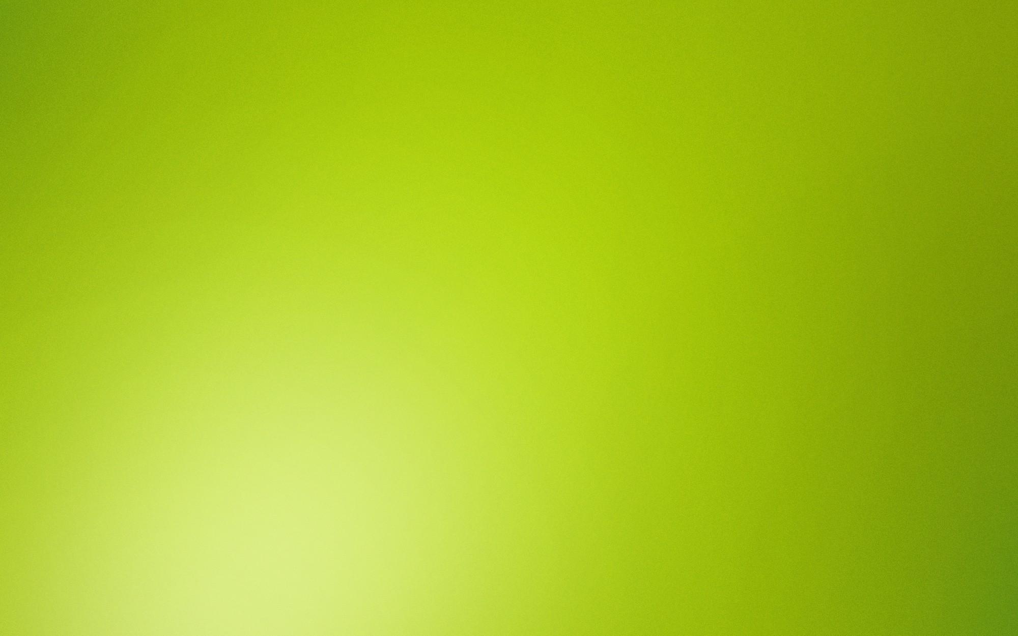 Green minimalistic gaussian blur HD Wallpaper