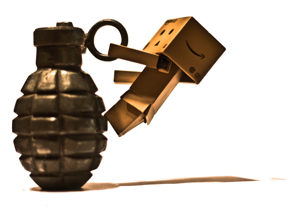 Grenades HD Wallpaper